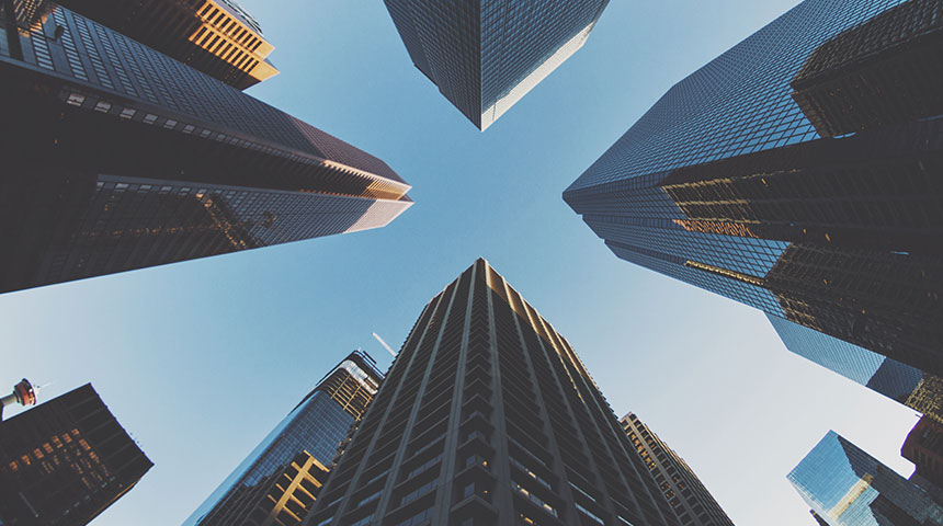 business building - The Association between Innovation and Economic Growth