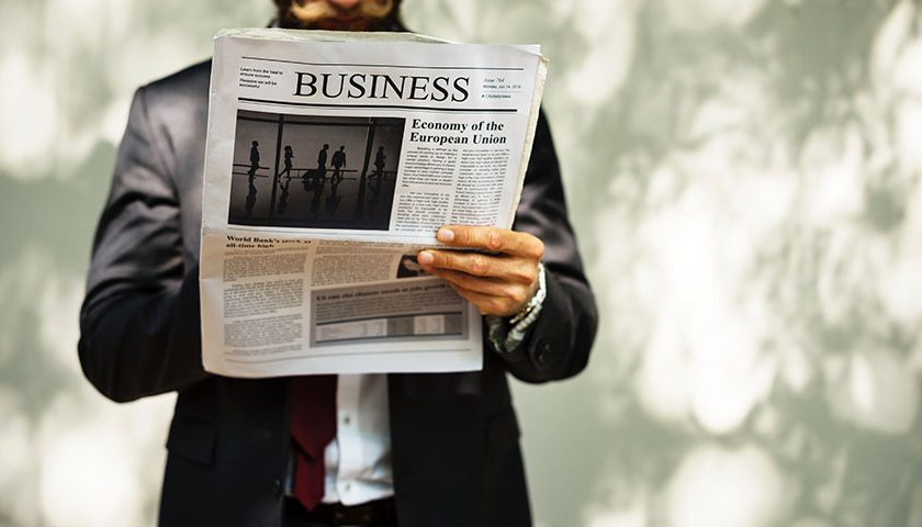 business newspaper 840x480 - 7 Benefits of Economic Growth