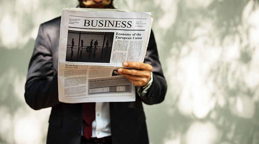 business newspaper - 7 Benefits of Economic Growth