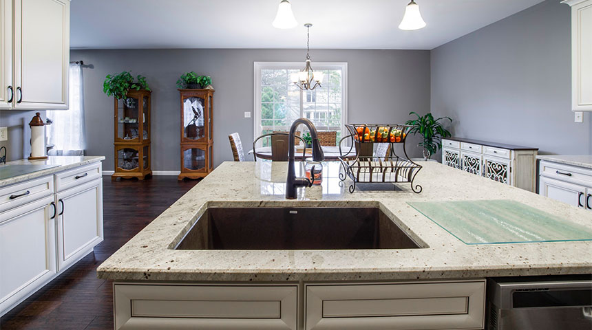 kitchen sink - Innovation for Ottawa in Kitchen Renovation